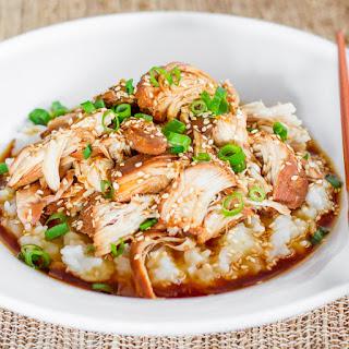 Crock Pot Teriyaki Chicken Breast Recipes