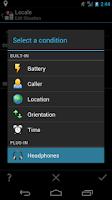 Screenshot of Locale Headphones Plug-in