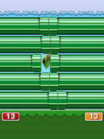 Screenshot of Flap in a Gap