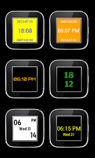 Watch Widgets for SmartWatch - screenshot