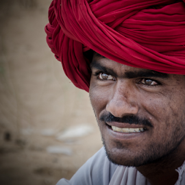 by Ravindra Tanwar - People Portraits of Men