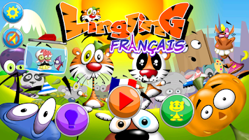 Screenshot of LingLing Learn French