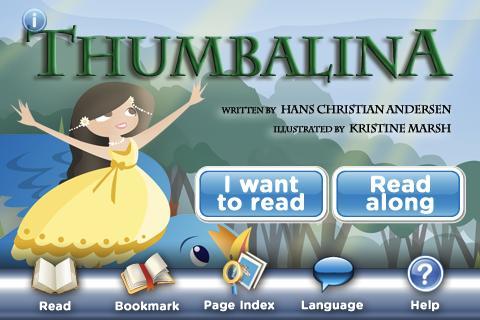 StoryChimes Thumbelina