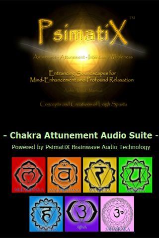 Chakra Attunement Audio Suite