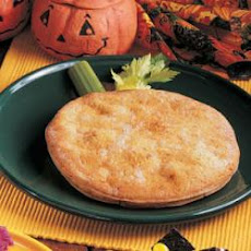 Great Pumpkin Sandwiches