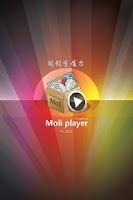 Screenshot of MoliPlayer  ARMv5te Codec