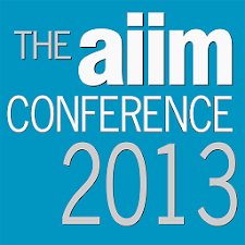 AIIM Conference 2013