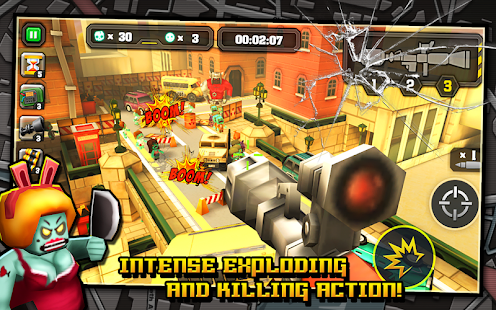 Action of Mayday: Last Defense- screenshot thumbnail