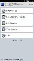 Screenshot of PractiScore