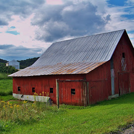 by Delores Mills - Buildings & Architecture Other Exteriors ( barn )