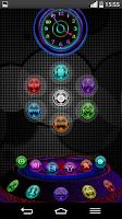 Screenshot of Next Launcher 3D Rings Theme