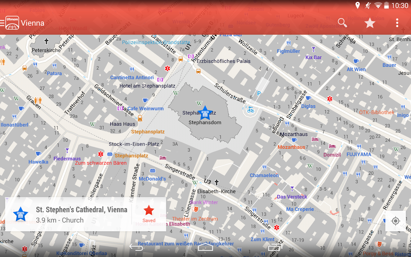 City Maps 2Go Pro Offline Maps Screenshot 17