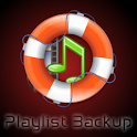 Playlist Backup icon