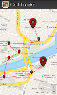 Download Cell Tracker APK for Android Kitkat