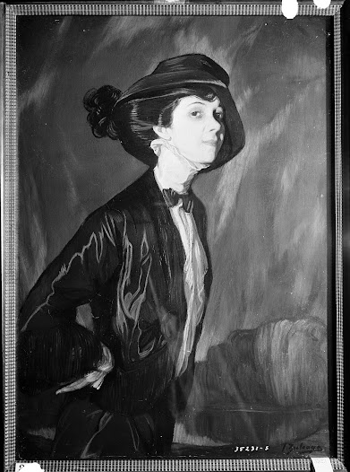 """Rita Lydig was a stylish New York socialite. She personally decorated her small Renaissance style home, designed by architect Stanford White, with Gothic objects, paintings, and sculpture. Botticelli's <i>Venus</i> was among the most magnificent paintings in her <a href=""""http://nyarc.org/digital_projects/gilded_age/31072002118661.pdf#view=Fit"""">collection</a>, which included works by Tintoretto, Mazo, and Andrea della Robbia."""