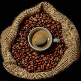 Happy coffee by Margareth Perfoncio - Food & Drink Alcohol & Drinks ( drink, coffee )