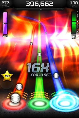 tap-tap-revenge-4 for android screenshot