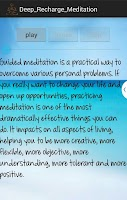 Screenshot of 20 Minute Guided Meditations 2