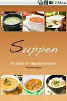 Screenshot of iKochen Suppen