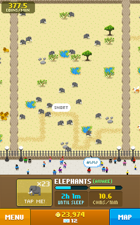 Disco Zoo Screenshot 6