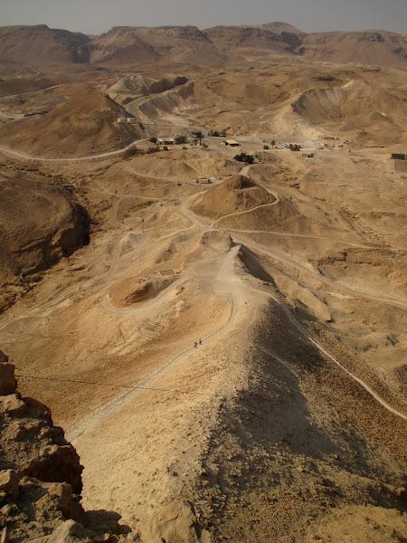 Masada Siege Ramp
