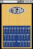 Screenshot of Enigma NDS