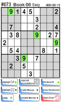 Screenshot of Sudoku Prime