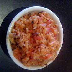RED WINE RICE