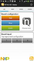 Screenshot of NTAG I2C Demoboard