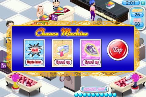 Laundry Tycoon - screenshot