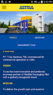 Trias Sentosa - screenshot