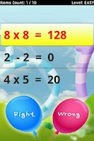 Screenshot of Math Mate