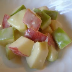 Peanut Apple Salad