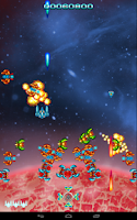 Screenshot of Galaga Special Edition Free