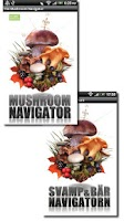 Screenshot of The Mushroom Navigator