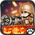 Little Commander WW2 Halloween APK for Ubuntu