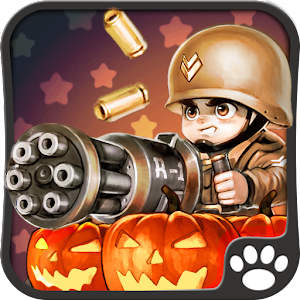 Little Commander WW2 Halloween for PC-Windows 7,8,10 and Mac