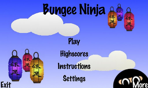 Bungee Ninja Lite