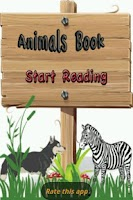 Screenshot of A-Z Animals Book