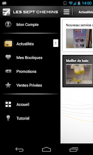 Les Sept Chemins - screenshot