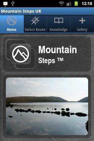 Mountain Steps UK