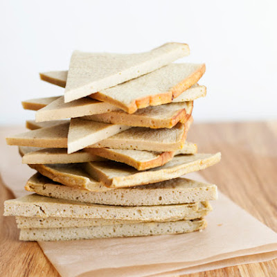 Easiest Grain-free Plantain Bread
