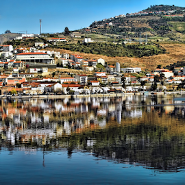 Pinhão - Douro - Portugal by Antonio Amen - Landscapes Travel ( pinhão, portugal, douro )
