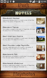 iPeak Mayrhofen - screenshot