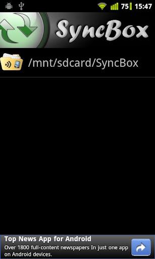 Wifi Dropbox Lite