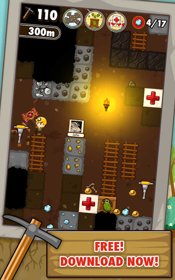 Pocket Mine Screenshot 4