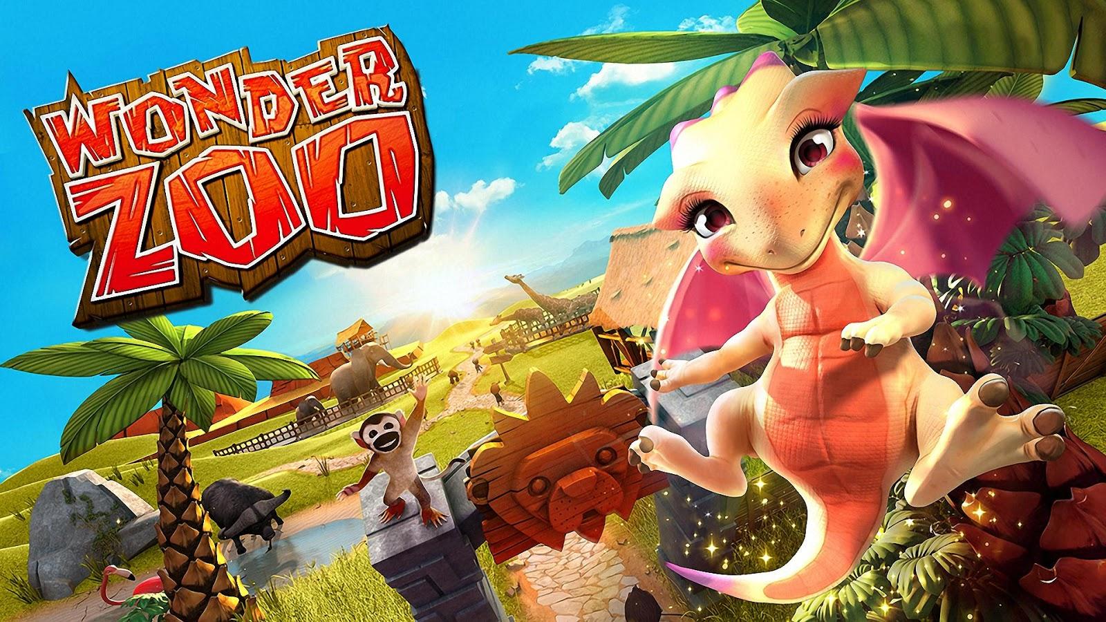 Wonder Zoo - Animal rescue ! – Screenshot