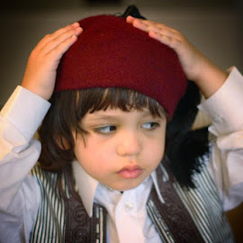 adham by Khuloud Elzwai - Babies & Children Child Portraits