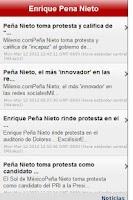 Screenshot of Enrique Peña Nieto