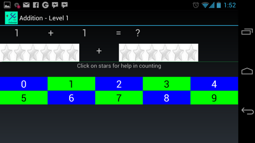 Addition Subtraction DelaApp